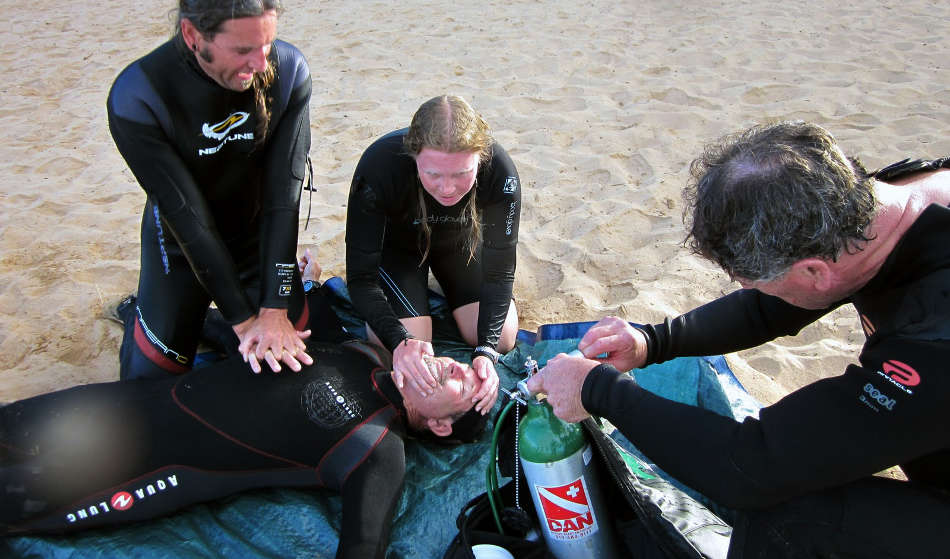 Padi Emergency First Response Course